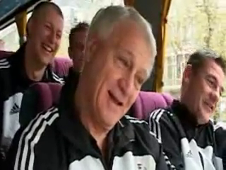 Sir Bobby Robson - Thank You For The Good Times